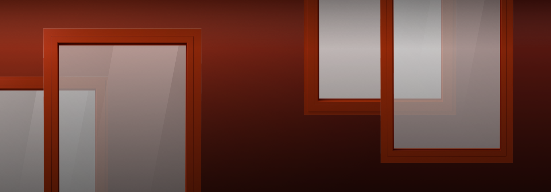Warme Aluminiumfenster Aliplast Genesis