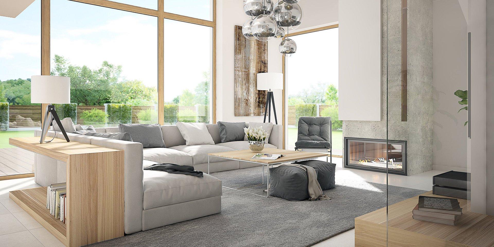Mehr Platz für Entspannung mit Schiebefenstern
